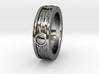 Roman Laurel Ring - Size 8 3d printed