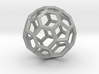 15cm Truncated Icosahedron-Archimedes09-Polyhedron 3d printed