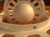 Magrav Stacker Outer Coil Plate Casing - A 3d printed