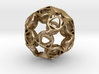 Pendant framework star 3d printed