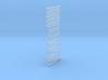 144-H0110: 11 Tow Bars And 12 Wheel Chocks 1:144 3d printed