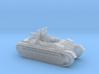 Birch Gun (1:200 scale) 3d printed