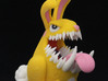 Monster Bunny #1  3d printed