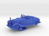 Bentley 1930 4,5L 1:64 3d printed