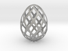 Trellis - Decorative Egg - 2.3 inches 3d printed 3d egg design