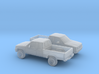 1/160 2X 1988-97 Toyota Hilux 3d printed