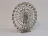 Ferris Wheel - 24seat - Zscale 3d printed Painting and Photo by Jeff King