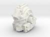 """Springer"" custom 1:6th scale head 3d printed"