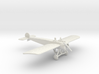 Fokker E.III (various scales) 3d printed 1:144 Fokker E.III