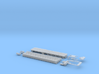N 01 Flügeltransporter ähnlich Nooteboom OVB-67-3 3d printed