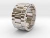 Tibaldo - Ring 3d printed
