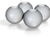 Globe Light Covers 3d printed