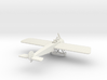 Fokker E.II 3d printed 1:144 Fokker E.II