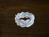 Turk's Head Knot Ring 4 Part X 10 Bight - Size 11. 3d printed