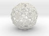 Snowflakes with Stars 2 3d printed