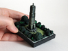 Tour St. Jacques 2x3 3d printed Baseplate and Park not included