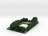 Parisian Park 8x4 3d printed