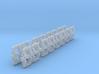 32x Isolatoren für Querjoche (N 1:160) 3d printed
