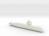 1/600 Soryu Class Submarine 3d printed