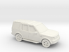 1/87 2004-09 Land Rover Discovery 3d printed