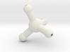 Methane Plastic Hollow 3d printed