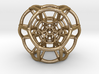 0505 Stereographic Trancated Polychora 24-cell 3d printed
