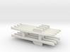 Hotel-Class SSBN x 8, 1/2400 3d printed