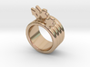 Love Forever Ring 31 - Italian Size 31 3d printed