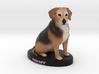 Custom Dog Figurine - Timmy 3d printed