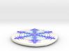 Snowflake Ornament 01 3d printed
