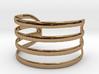 Bangled bracelet 3d printed