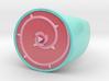 Rose Ring (Full-Colour Sandstone) 3d printed