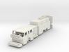 Rosenbauer 1/64 Pumper Tanker Flat Rood 3d printed