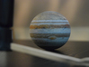 "Jupiter 3d printed ""Oblate"" Jupiter, 70mm"