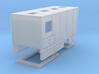 Aufbau Gerätewagen Atemschutz 1:87 3d printed Gerätewagen Atemschutz