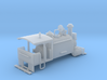 Saddle Tank Engine Zscale 3d printed Saddle Tank Engine Z scale
