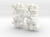 BobCat Infantry Crawler 3d printed