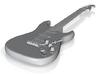 FenderStrat 3d printed