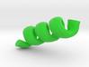 Alpha helix 3d printed