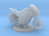 Superbike HO Scale (1:87) 3d printed