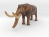 Mastodon Color 3d printed