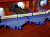 High Speed Train Set (track not included) 3d printed