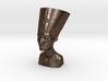 Miniature Nefertiti Bust 3d printed