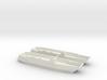 1/350 LCU1610 - Landing Craft Utility (x2) 3d printed