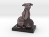 Smile Dog 3d printed