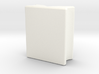 Tailor's Chalk Sharpener 3d printed