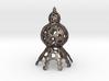 Spiroidea Radiolarian figurine 3d printed