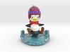 Slippy the Penguin 3d printed