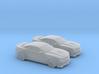 1/148 2X 2014 Chevrolet Camaro Z28 3d printed