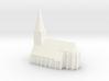De Grote Kerk van Epe 3d printed